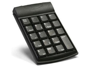 Unitech K19 USB Keypad - USB - 19 Keys - Black