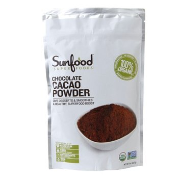 Sunfood Superfoods Cacao Powder