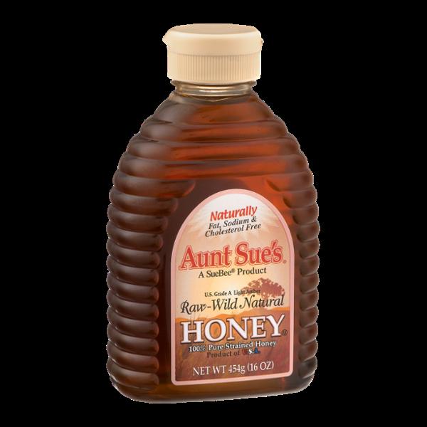 Aunt Sue's Raw Natural Honey