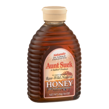 Aunt Sue's Raw Natural Honey