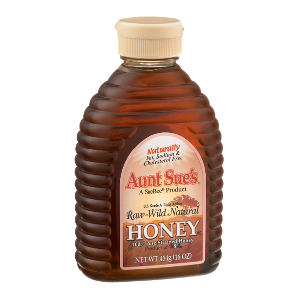 Aunt Sue S Raw Wild Natural Honey Review