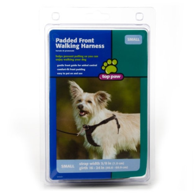 Top Paw Padded Front Walking Dog Harness Review