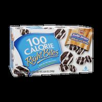 Keebler 100 Calorie Right Bites Fudge Shoppe Cookies 'n Creme Cookies - 6 PK