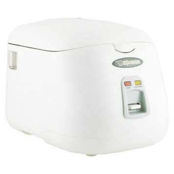 Zojirushi Electric Rice Cooker & Warmer - Herb White (5 cup)