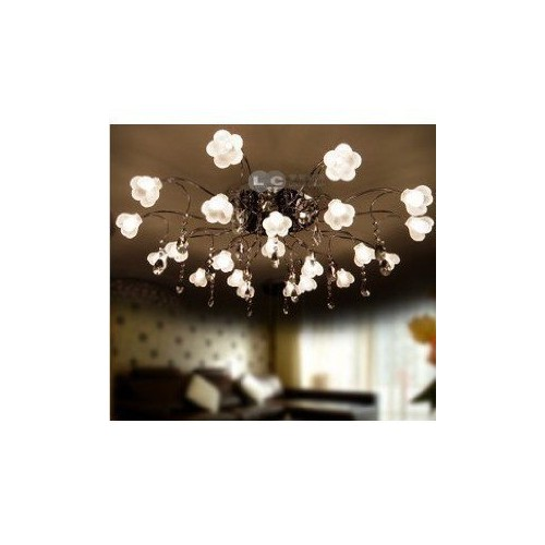 Alice Crystal Ceiling Lights living room bedroom pendant lights