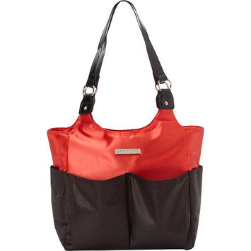 Smart Mommy Bags Red Hot Sizzle Diaper Bag Rich Ruby Red - Smart Mommy Bags Diaper Bags