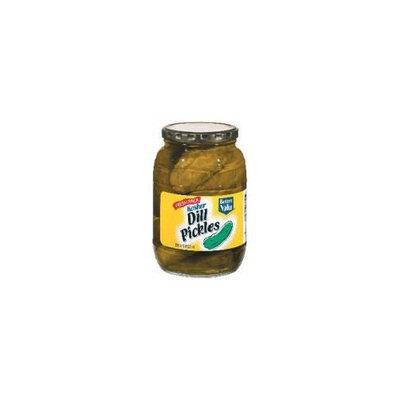 Better Valu Kosher Dill Pickles (Case of 12)