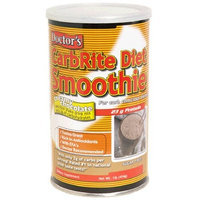 Universal Doctor's CarbRite Diet Smoothie for Carb Conscious Dieters, Creamy Chocolate, 16-Ounce Can Less than 1G of Sugar