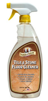 Parker Bailey Tile & Stone Floor Cleaner 22oz