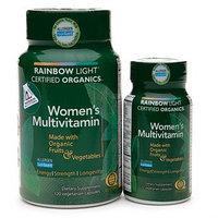 Rainbow Light Organic Women's Multivitamin