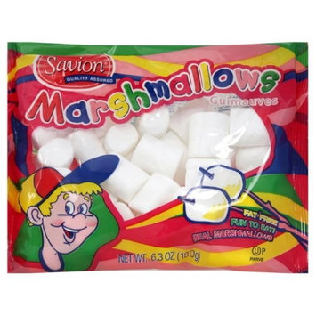 Savion Marshmallows, White, Passover 5-Ounce (Pack of 6)