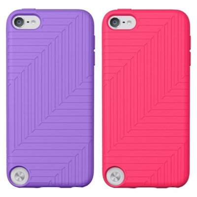Belkin iPod Touch Flex Case - 2 Pack - Purple/Pink (F8W142ttC01-2)