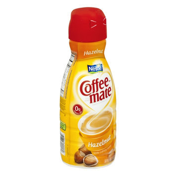 Nestlé Coffee-Mate Hazelnut Flavor Coffee Creamer