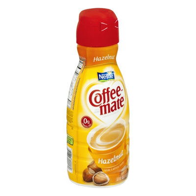 Nestlé Coffee-Mate Hazelnut Flavor Coffee Creamer
