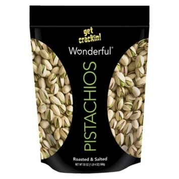Wonderful Pistachios Roasted & Salted