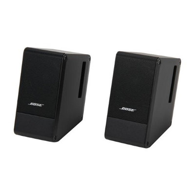 Bose Computer MusicMonitor 2.0 Speaker System - Black