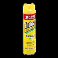 Endust Multi-Surface Dusting Spray Lemon Zest