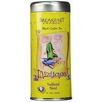 Funfresh Foods Breakfast Charge Black Ceylon Tea Bags, 35 Count