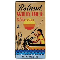Roland Wild Rice, 4-Ounce Boxes (Pack of 6)