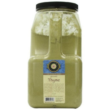 Spice Appeal Thyme Ground, 64-Ounce Jar