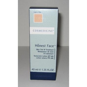 Cosmedicine Honest Face Skin Tint & Treatment Light 1.35 FL. OZ. (40 ml)