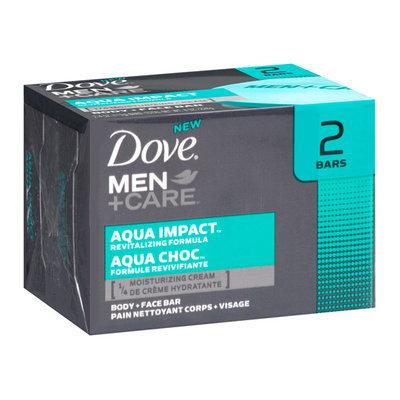 Dove Men+Care Aqua Impact Body + Face Bar Soap