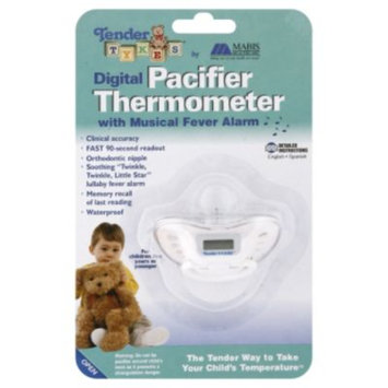 Mabis Healthcare Tender Tykes Pacifier Digital Thermometer
