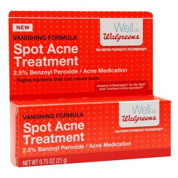 Walgreens Spot Acne Treatment 75 Oz Reviews 2020