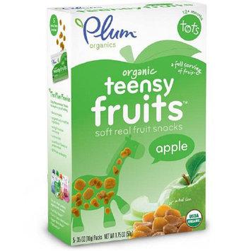 Plum Organics Organic Tots Teensy Fruits