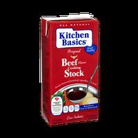 Kitchen Basics Beef Cooking Stock