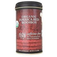 Rishi Tea Jamaica Red Rooibos Organic Fair Trade Caffeine-Free Rooibos Blend 3.3oz, (94 g)