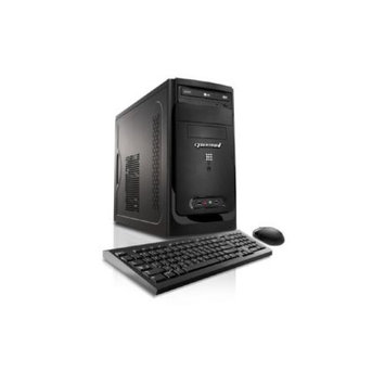 CybertronPC A-10 Onyx TDT2294B Desktop PC- AMD Athlon A10 5800K Quad Core 3.80GHZ, 8GB DDR3, 1TB Hard Ddrive, DVDRW, AMD