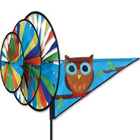 Premier Kites TRIPLE SPINNER - CUTE HOOT
