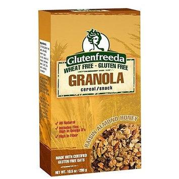 Glutenfreeda's Granola Raisin Almond Honey Boxes - 10.5 oz