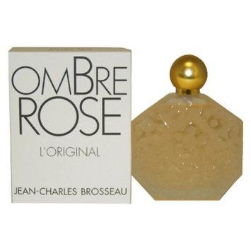 Women's Ombre Rose by Jean Charles Brosseau Eau de Toilette Spray - 3.