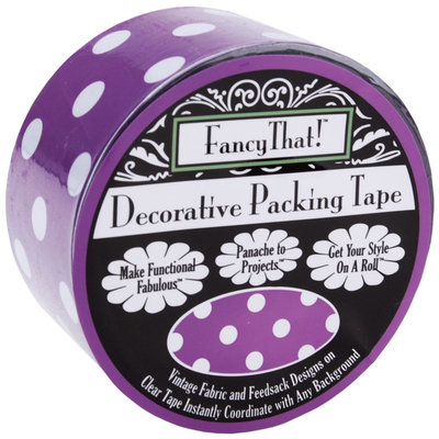 Fancy That! Decorative Packing Tape, 25 Yard Roll