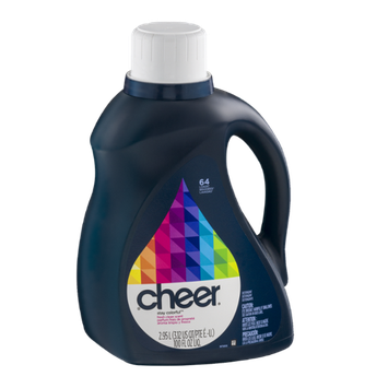 Cheer Stay Colorful Laundry Detergent Fresh Clean Scent