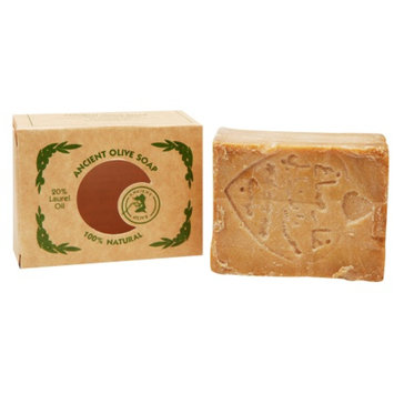 Ancient Olive Natural Olive Oil & Laurel Oil Bar Soap 20% Laurel, Natural, 1 oz