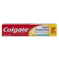 Colgate Whitening Tartar Control plus Whitening Fluoride Toothpaste