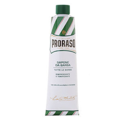 Proraso Refresh Shave Cream Tube, 5.2 oz