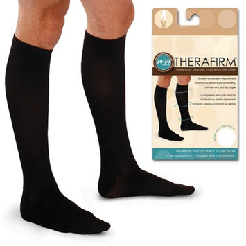 Therafirm Men's Moderate Support Socks X-Large
