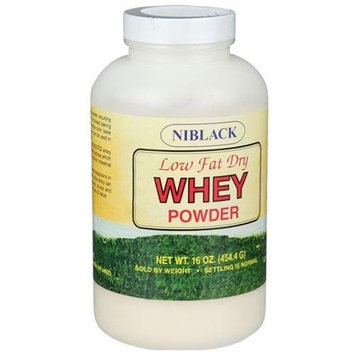 Millbrook Distribution Services Inc. Tadco-Niblack Pue Whey Powder 16-Ounce - SPu136440