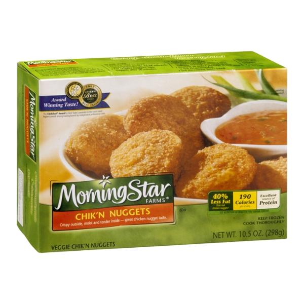 MorningStar Farms Veggie Chik'N Nuggets