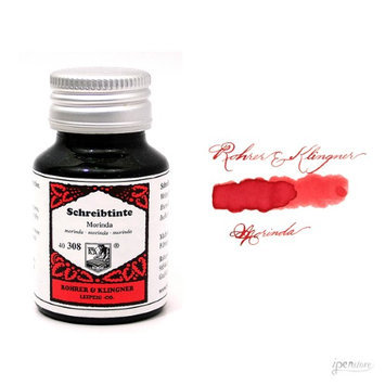 Rohrer & Klingner 50 ml Bottle Fountain Pen Ink, Morinda
