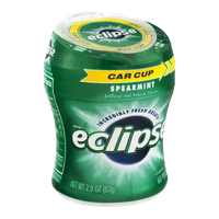 Wrigley's Eclipse Spearmint Sugarfree Gum - 60 CT