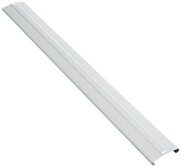 Sexauer-ge GE WR17X3880 Refrirator Door Bar White Aluminum 2 In X 5/8 In X 21 1/4 In