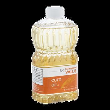 Guaranteed Value Corn Oil