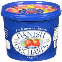 Danish Orchards: Strawberry Premium Fruit Preserves, 32 Oz