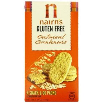 Nairns Nairn's Gluten Free Oatmeal Cookies Graham 5.64 oz - Vegan