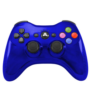 Arsenal Gaming PS3 Bluetooth Controller Chrome Blue